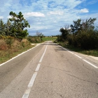 asfaltatura di strade