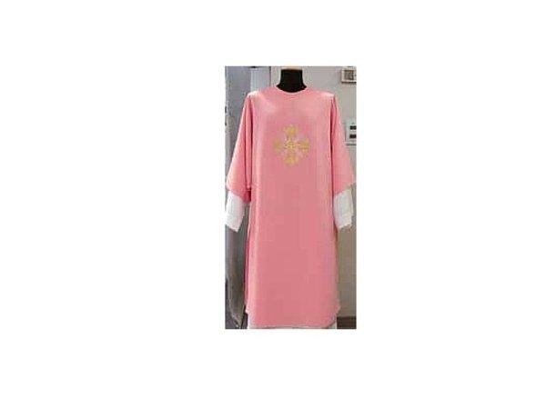dalmatica in nickline rosa