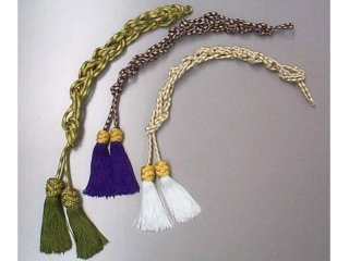 Cingoli sacerdote in cotone