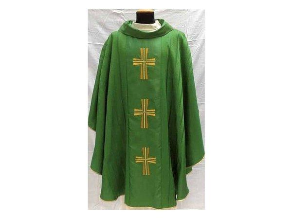 Monastico fabric green