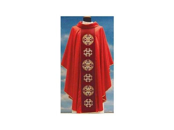 Sinai fabric red