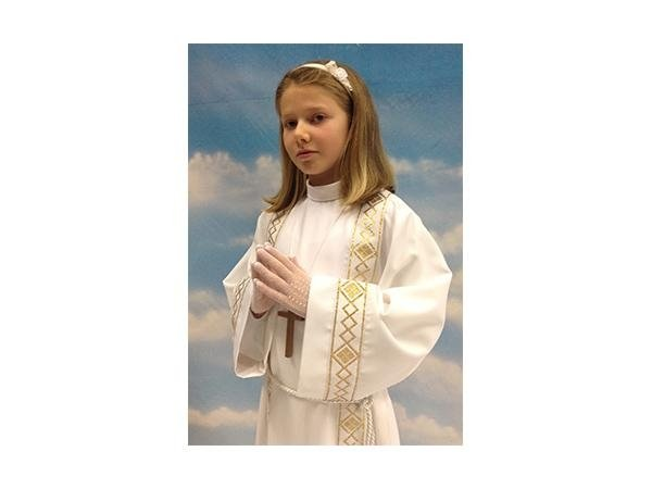 First communion - 030 girl