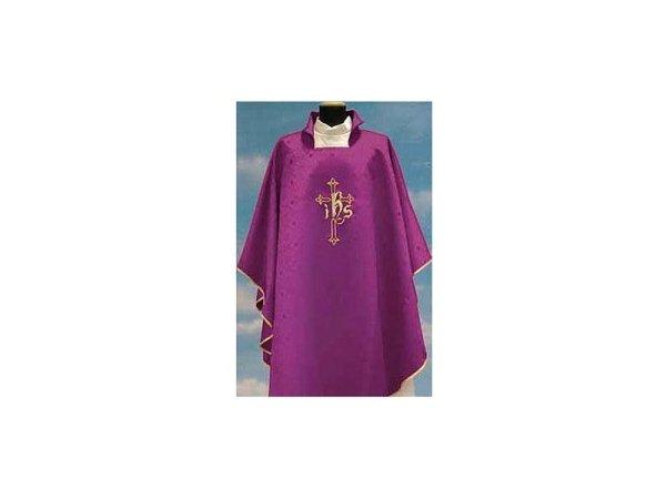 Nazareth fabric purple