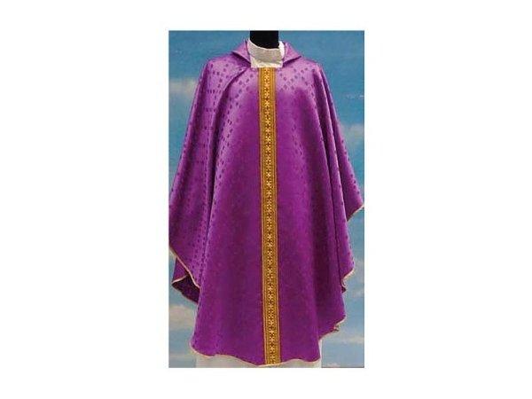 Eden fabric purple