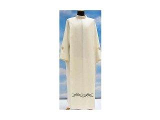 camice in tessuto monastico