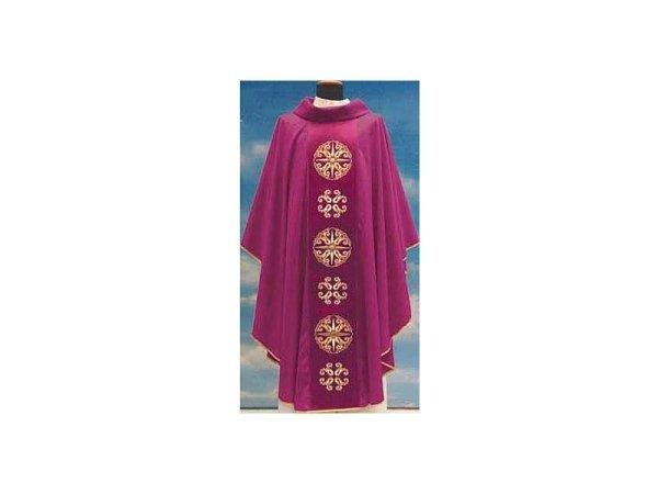 Sinai fabric purple