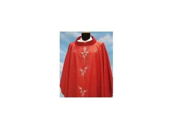 Red Rigoletto fabric