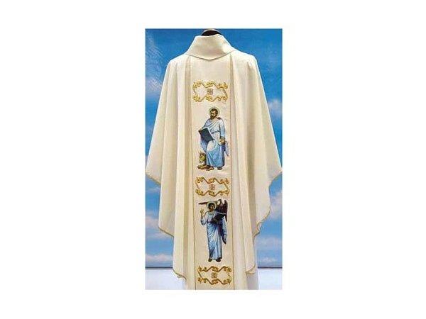Evangelists model embroidered back