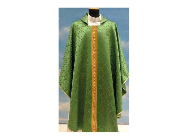 Eden fabric green