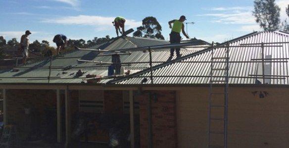 Upperdeck Roofing Pty Ltd Roof Work