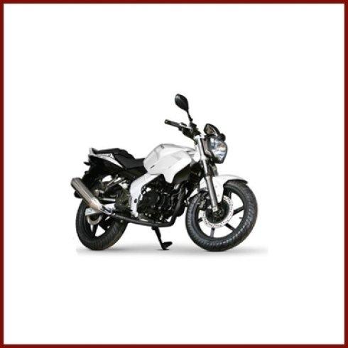 Moto modello Quannon 125