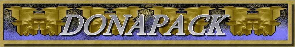 Donald Pack logo