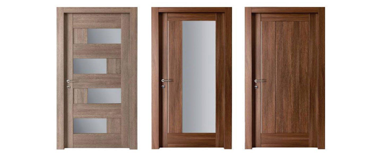 Porte in legno a Corridonia