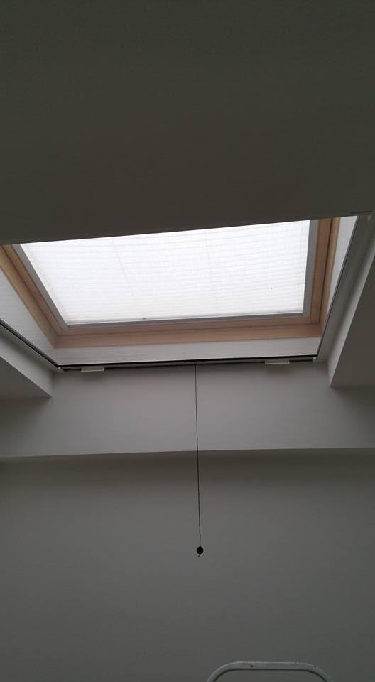 finestre sul soffitto