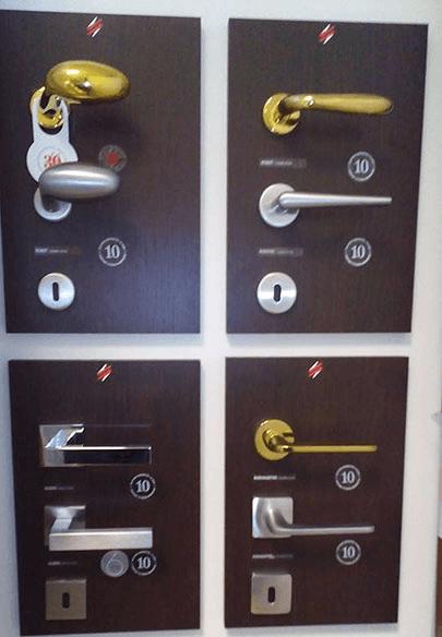 Maniglie ed accessori per le porte e finestre a Corridonia