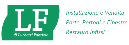 Le Infissi Di Lucchetti Fabrizio - Logo