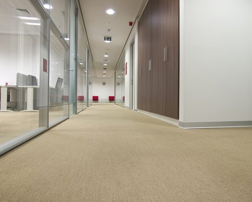Corporate Flooring Options Include