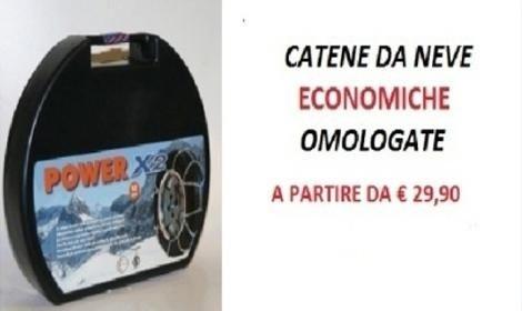 Economiche omologate
