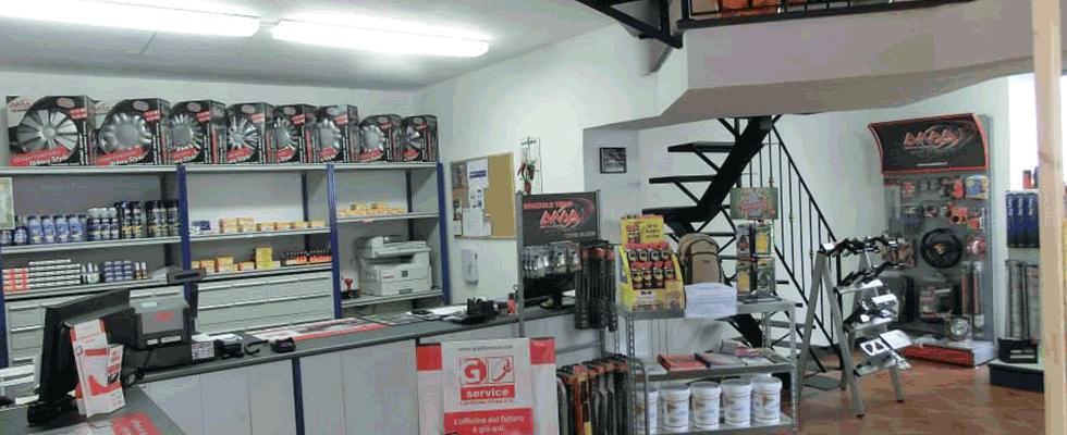 Mecar srl autoricambi - autoaccessori Genova
