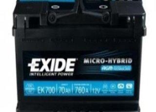 EXIDE MICRO-HYBRID