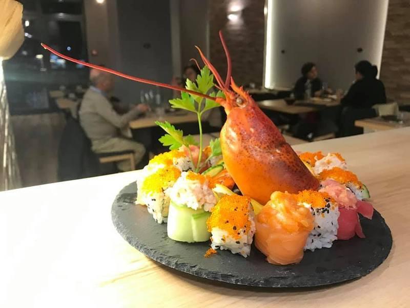 Piatti A Base Di Pesce Mola Di Bari Ba Iku Sushi