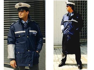 Impermeabile polizia municipale