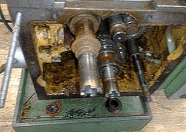 Riparazione macchine utensili
