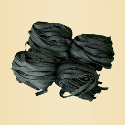 Tagliatelle al nero di seppia