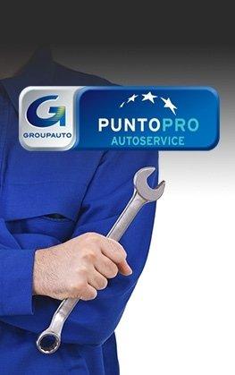 Autofficina autorizzata Punto Pro