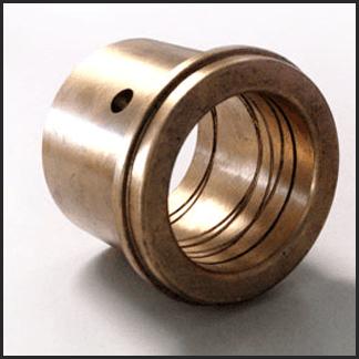 boccole in bronzo