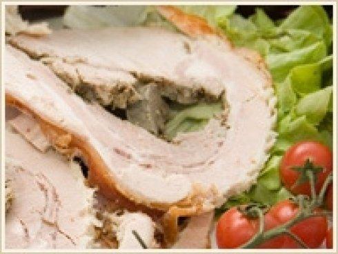 carne suina, prodotti tipici, porchetta