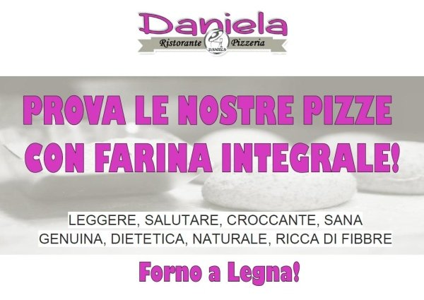 PIZZA FARINA INTEGRALE