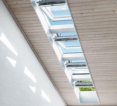 finestre da soffitto
