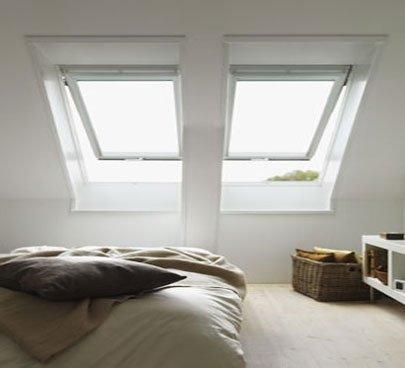 finestra apribile da soffitto
