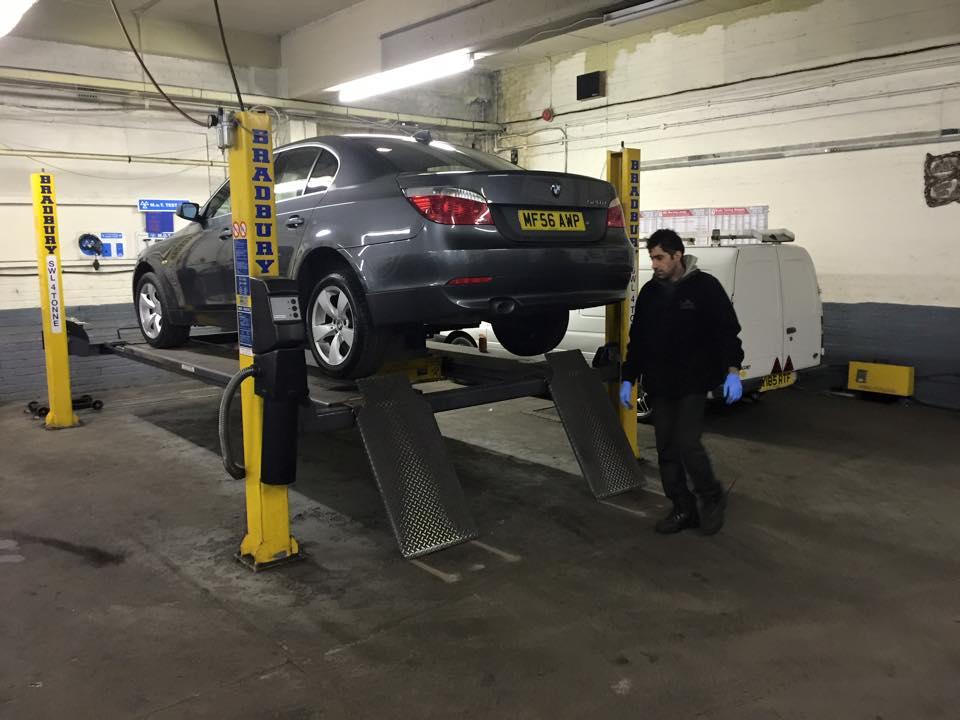 Autopoint Garage Manchester