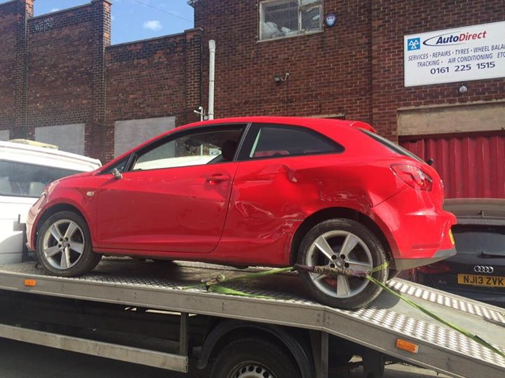 we buy scrap cars manchester