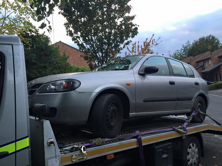 we buy any car manchester