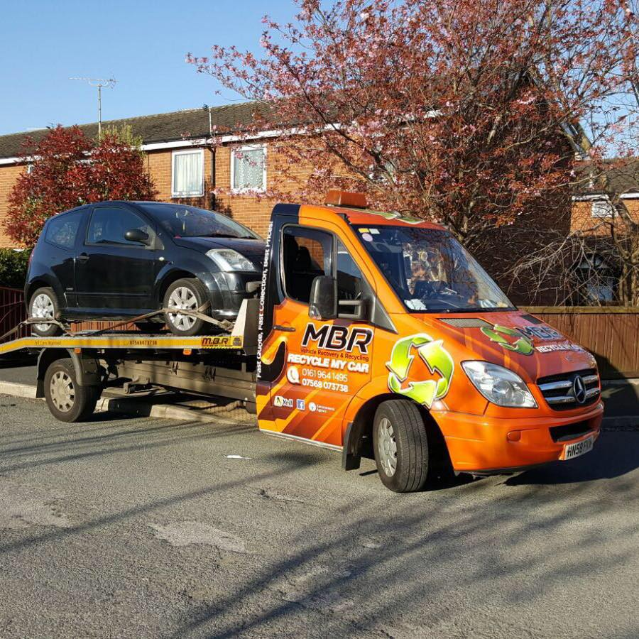 MBR Scrap My Car Manchester Sell Or Scrap Your Car Online