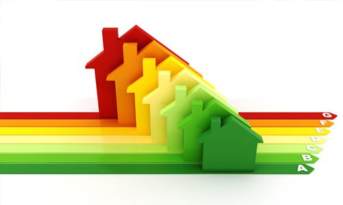 carbon dioxide emission from homes