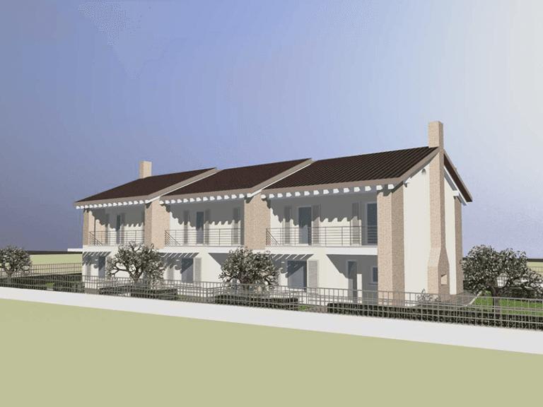 Realizzazione abitazione trifamiliare Salzano