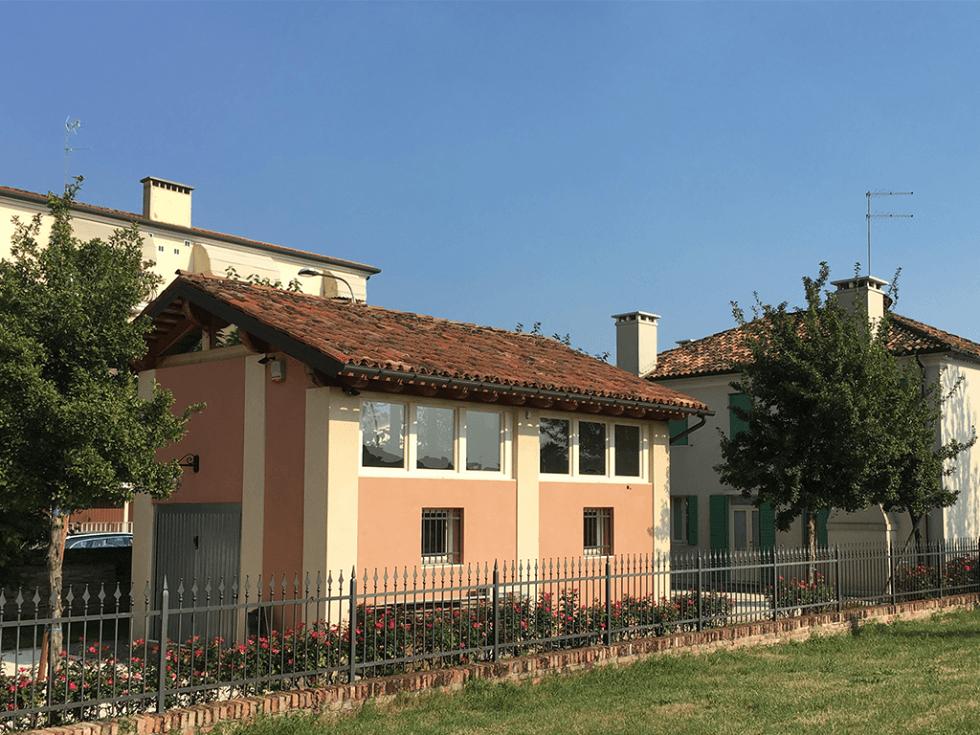 restauro villa storica