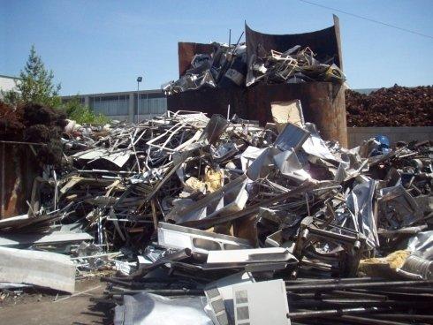 Raccolta rifiuti metallici Gambettola