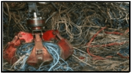 recupero dei rottami metallici Cesena