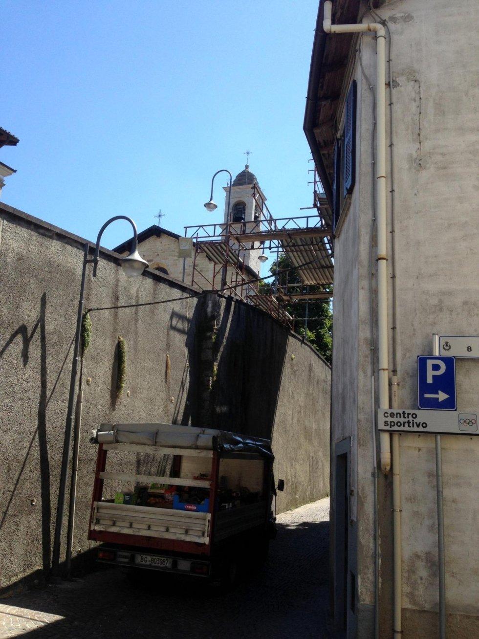 Nord Ponteggi - Ponteggio in sospensione