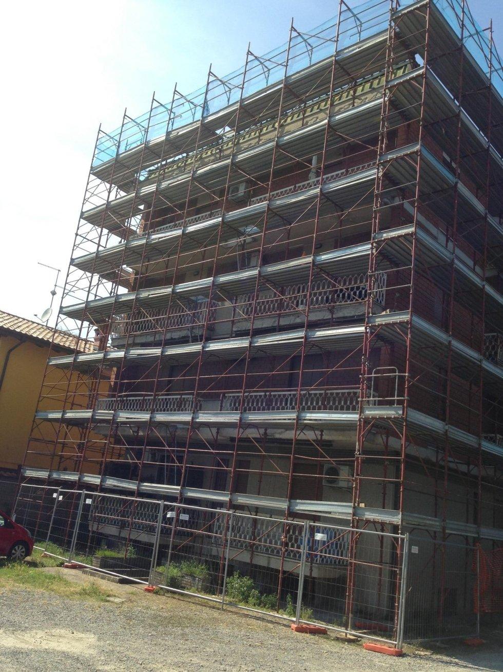 Nord Ponteggi - edilizia civile
