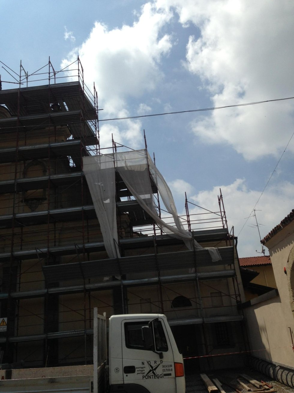 Nord Ponteggi - Restauro chiese