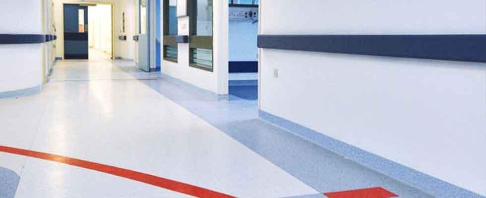 PAVIMENTI ospedale tracciati