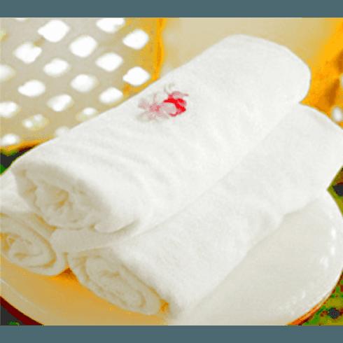 lavaggio asciugamani
