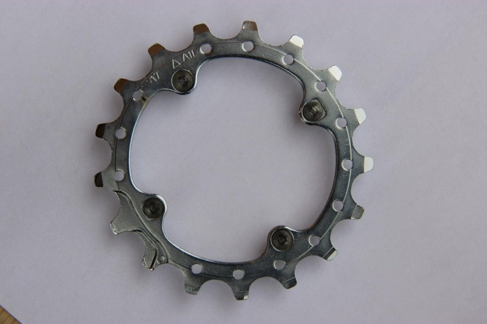 Corona per bicicletta