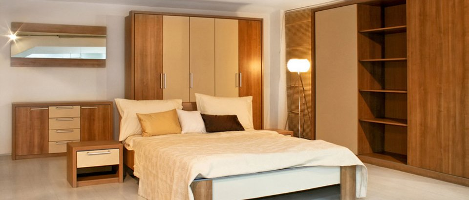 bedroom joinery